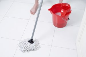 How to Clean Floor Grout