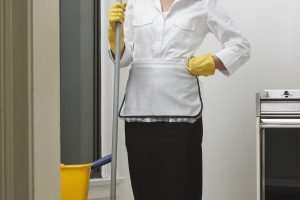 How to Mop a Floor Correctly